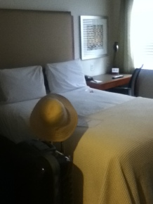 Our room at Hotel 373 on Fifth avenue